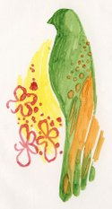 Watercolor Painting,Bird,An...