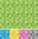 Patchwork,Pattern,Spotted,S...