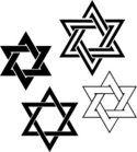 Star Of David,Judaism,Symbo...