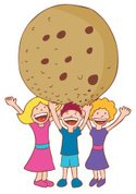 Cookie,Chocolate Chip Cooki...
