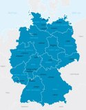 Germany,Map,Cartography,Eur...