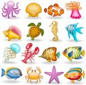 Fish,Sea Life,Starfish,Anim...
