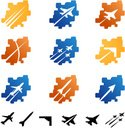 Airplane,Symbol,Aerospace I...