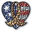 Armed Forces,Stained Glass,...