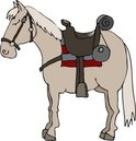 Horse,Cartoon,Humor,Saddle,...