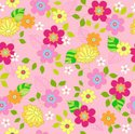 Seamless,Flower,Pattern,Summe…