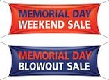 US Memorial Day,Sale,Banner...