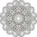 Drawing - Activity,Ornate,M...
