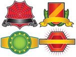 Sign,Star - Space,Shield,Co...