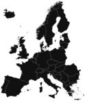 Europe,Map,Cartography,UK,V...