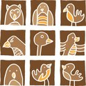 Animal,Owl,Woodcut,Eagle - ...