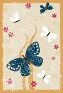 Butterfly - Insect,Grunge,F...