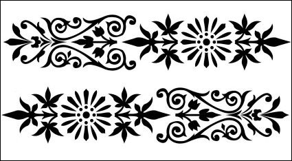 European-style lace