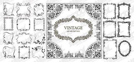 A variety of beautiful and practical lace