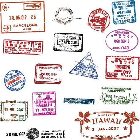 free passport stamp clipart and vector graphics clipart me rh clipart me passport stamps clipart black and white italian passport stamps clipart