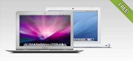 Volledige gelaagde MacBook Air & MacBook Pro