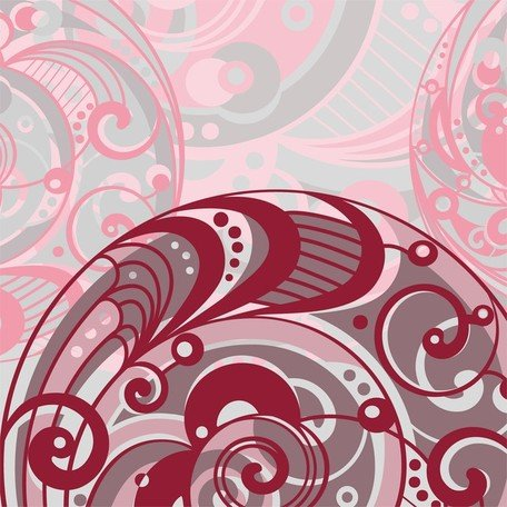 Background Pattern a spirale