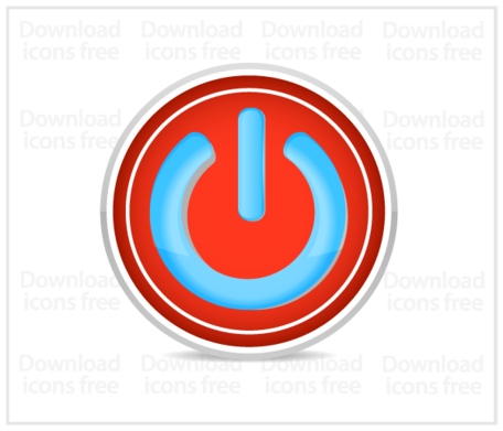 Power Button Icon Free