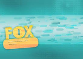 "pageground para la serie ""FOX"""