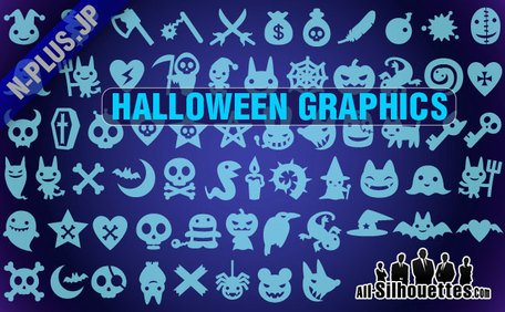 54 Halloween Graphics