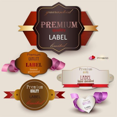 The Exquisite Label Design 02