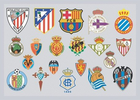 Spanish Football Team logo 's