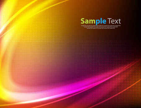 Free Abstract Colored Background