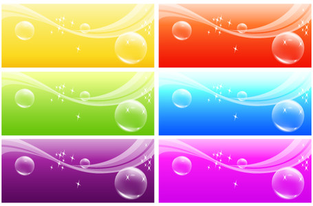 Free Vector Banner Background