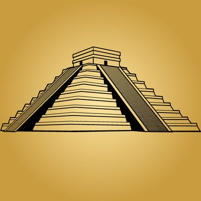 Black & White Mayan Pyramid, Vector File - Clipart.me Vacuum Clipart Black And White