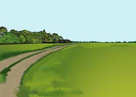 Country Road, Vector File - Clipart.me