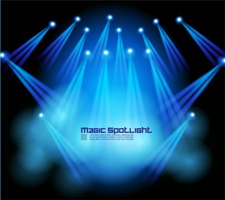Stage Lighting Effects 05