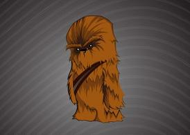 Chewbacca-Cartoon