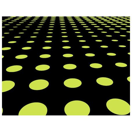 GREEN DOTS ON BLACK BACKGROUND VECTOR.eps