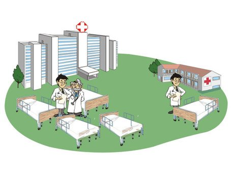 Hospital Visit Clip Art, Vector Hospital Visit - 175 Graphics ...