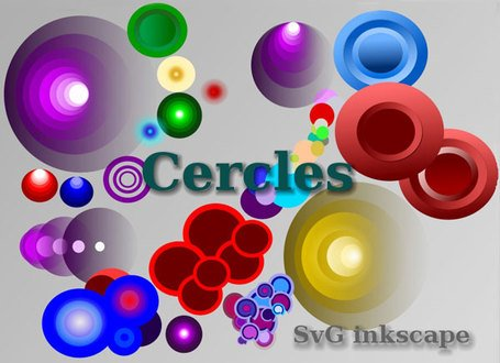 Free Colorful Circles