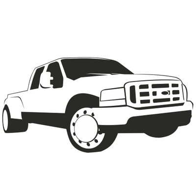 Free Ford Pickup Truck Sketch Clipart and Vector Graphics ...