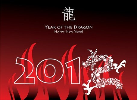 Year Of The Dragon Cards 04