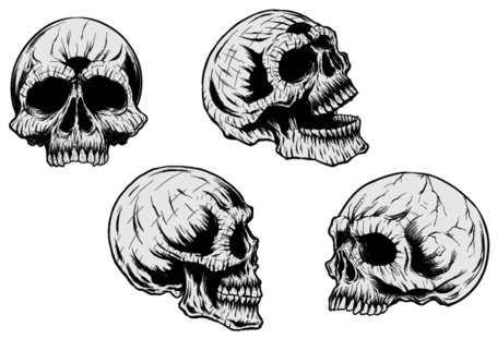 free free vector skulls clipart and vector graphics clipart me rh clipart me free skull clipart for commercial use free skull clipart for commercial use