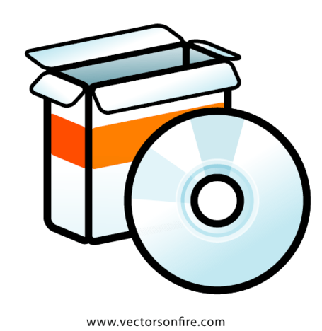 Software Packaging Icon