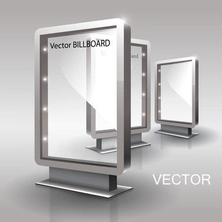 Fine Glass Advertising Boxes 02