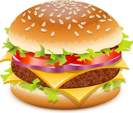 free burger clipart and vector graphics clipart me rh clipart me burger clipart images burger clip art black and white