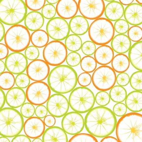 Free Orange Slice Background