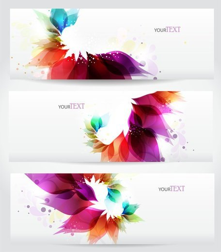 Dynamic Trend Banner01Vector