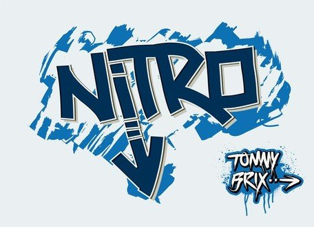 Nitro - ontwerp Tommy Brix