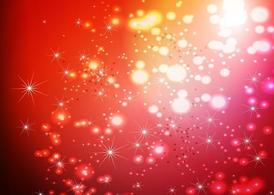 Red Sparkles