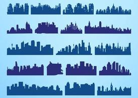 Urban Skylines Set