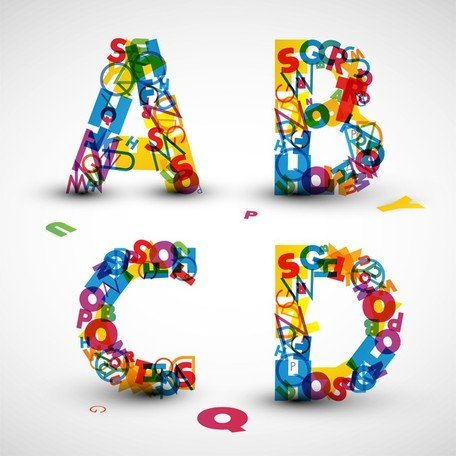 The Creative Letters Designed 09