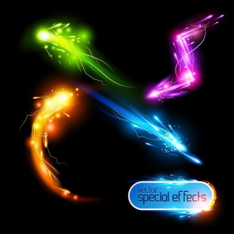 Gorgeous Bright Light Effects 01