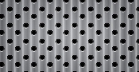 Metal Seamless Photoshop and Illustrator Pattern