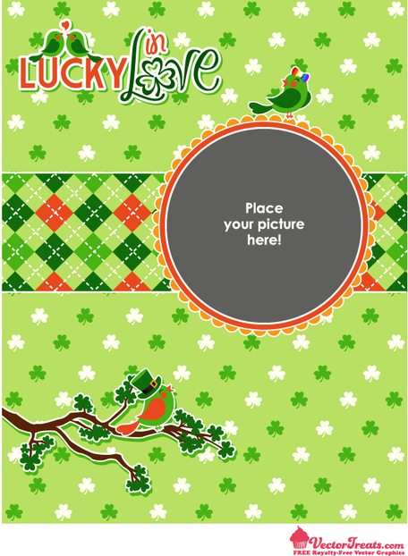 Get Lucky In Love met gratis St. Patrick's Day